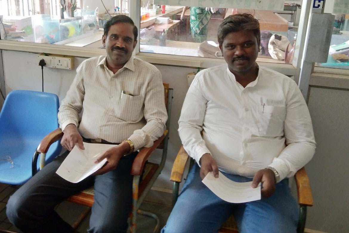 Mou with Barath
